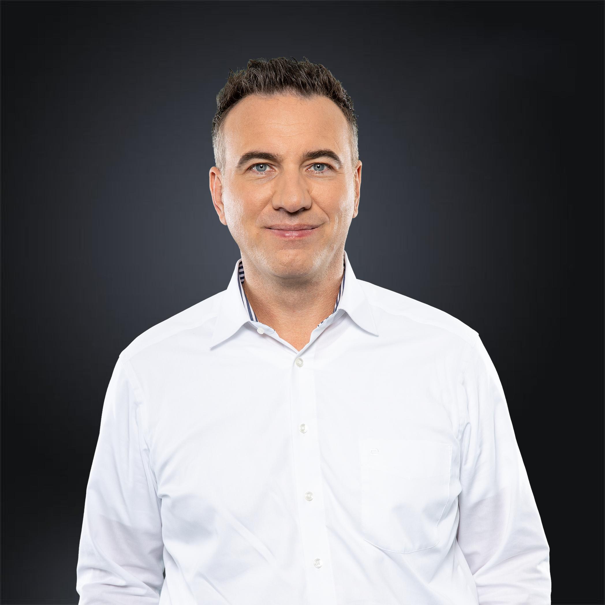 Vorstand SYNO AG | Patrick Deecke